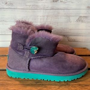 Ugg Boots Girls Size 1